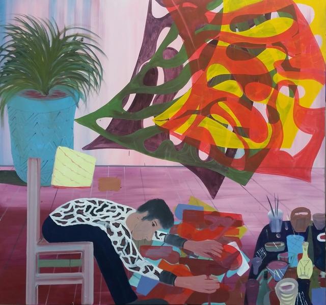 , 'Puzzle ,' 2016, Zemack Contemporary Art