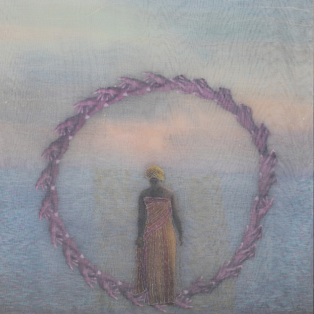 , 'Boundary,' 2018, Loft Art Gallery