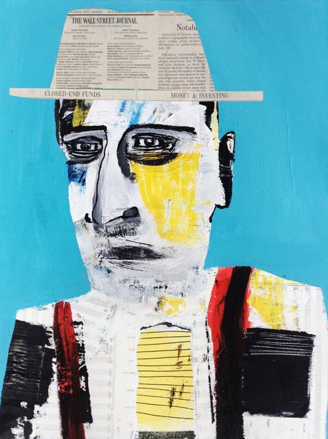 , 'Stardust Memory,' , Water Street Gallery