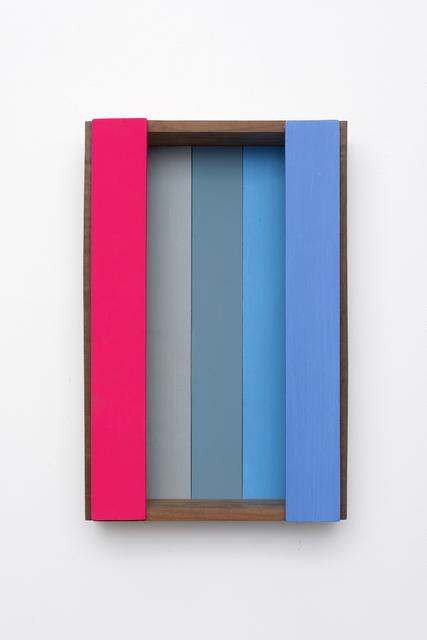 , 'Caixa #259,' 2014, Galerie Emmanuel Hervé