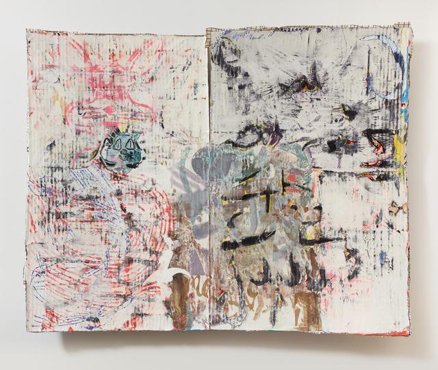 , 'Untitled (Plow),' 2015, Berggruen Gallery