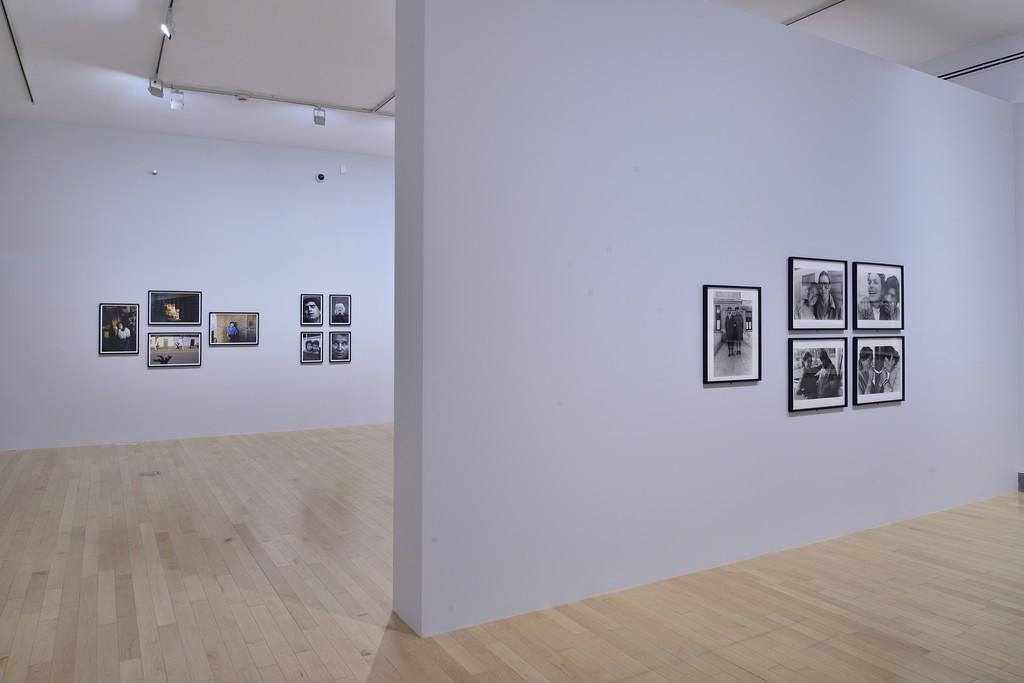 """View of """"Paz Errázuriz"""", Museo Amparo, Puebla, Mexico, 2017."""