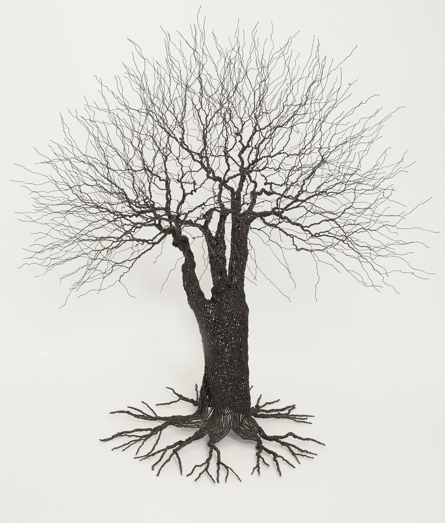 Pablo Avilla | Wire Tree (2013) | Available for Sale | Artsy