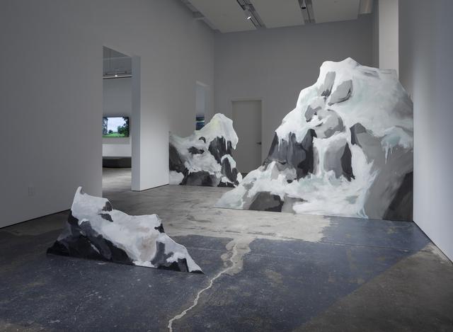 , 'Nur wer die Sehnsucht kennt,' 2015, McEvoy Foundation for the Arts