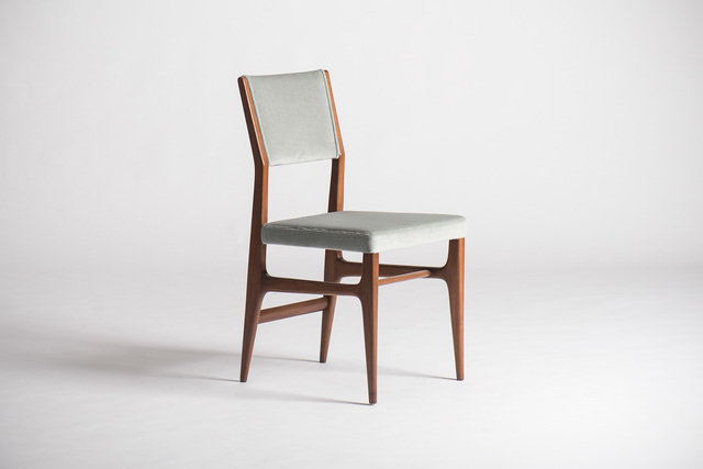 , 'Dining chair, model 111 - set of six,' ca. 1950, Casati Gallery