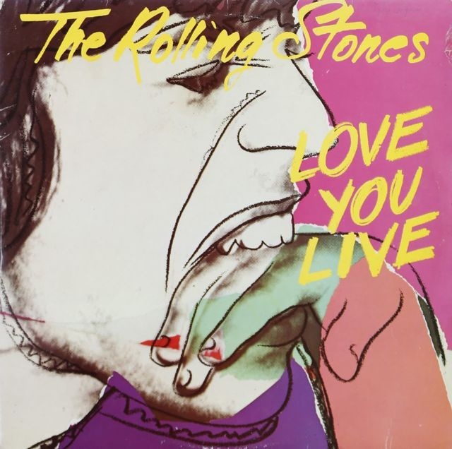 """Andy Warhol, 'The Rolling Stones / """"Love you Live""""', 1977, NextStreet Gallery"""