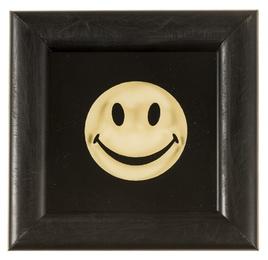 Mini Fluoro Smiley