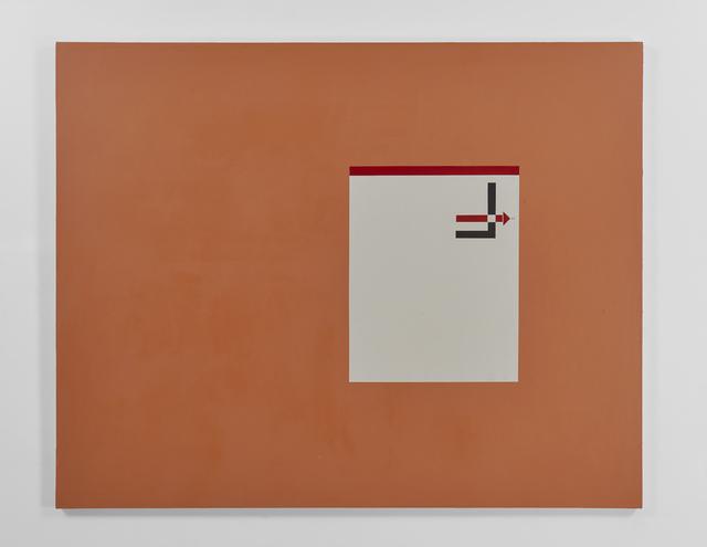 , 'El Lissitzky Letterhead ,' 2017, Postmasters Gallery