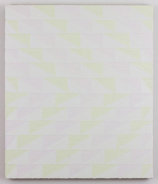 , 'White Ramps,' 2013, Rhona Hoffman Gallery