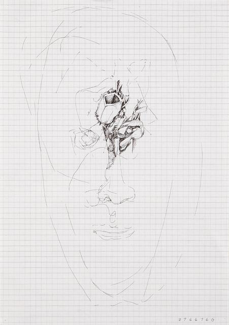 Jonathan Borofsky, 'Drawing, 2766760', 1981, Phillips