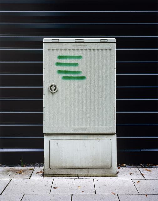 , 'KVz 82 A (Green),' 2016, Annely Juda Fine Art