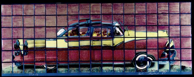 , 'Car 55 or 56,' 1987, Jacob Babchuk Gallery