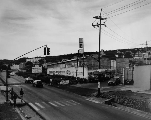 , '26 Used to be Gasoline Stations (Ajusco, México DF),' 2007-2015, Machete