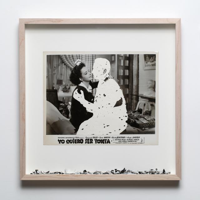 , 'Yo quiero ser tonta E-160,' 2012, Sicardi Gallery