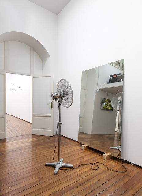 , 'The Vanishing of the Artist,' 2019, Galleria Fumagalli