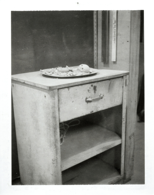 Robert Therrien, 'No title (cabinet)', 1991, Photography, Polaroid photograph, Sprüth Magers