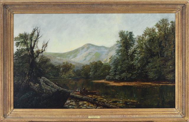 , 'Hudson River Landscape,' , Eisele Fine Art