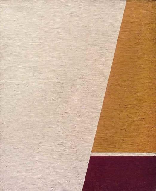 , 'Evasión de planos,' 1985, Galería de las Misiones