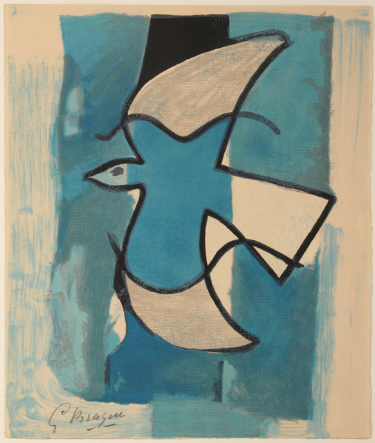 , 'Oiseau Bleu et Gris,' , William Weston Gallery Ltd.