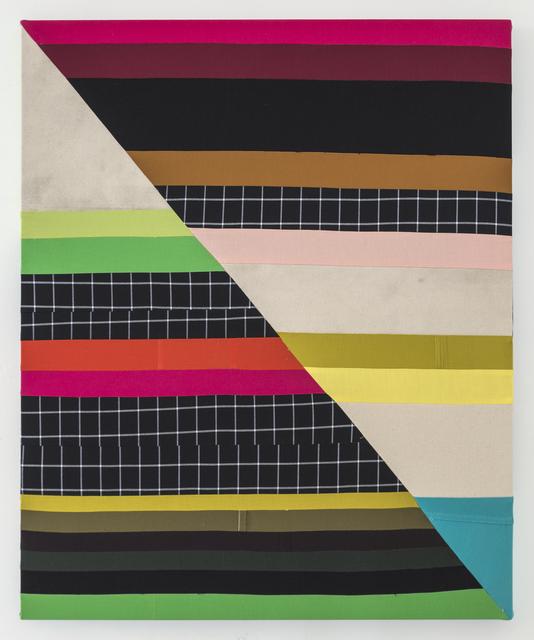 , 'Night Slide,' 2019, Morgan Lehman Gallery