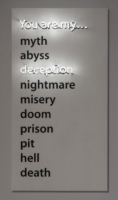 , 'You Are My...Deception,' 2017, k contemporary