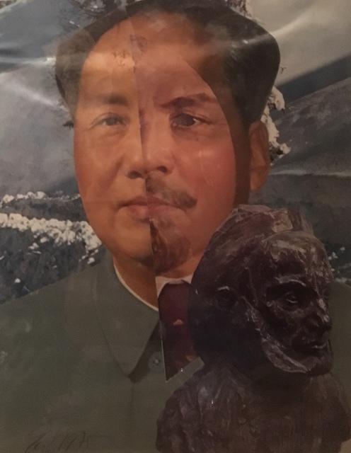 , 'Mao / Lenine,' 1975, Galerie du Griffon