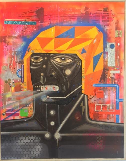, 'Astronaut,' , Melissa Morgan Fine Art