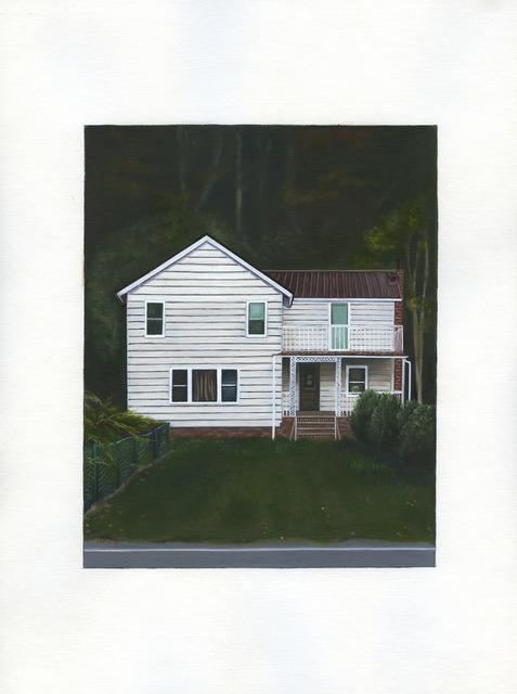 , 'Paper Town 18/40,' 2017, Fridman Gallery