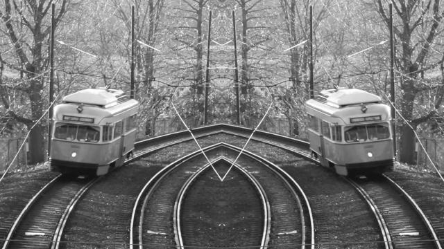 , 'BACK/FORTH (Mattapan Trolley) video loop,' , Rafius Fane Gallery