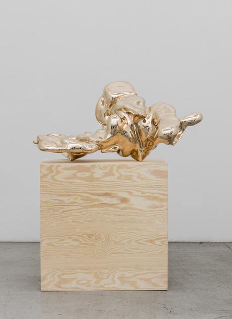, 'Bronze Pour XIX,' 2016, Galleri Nicolai Wallner