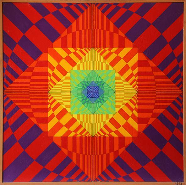 Abdulio Giudici, 'Sin título', 1974, Herlitzka + Faria