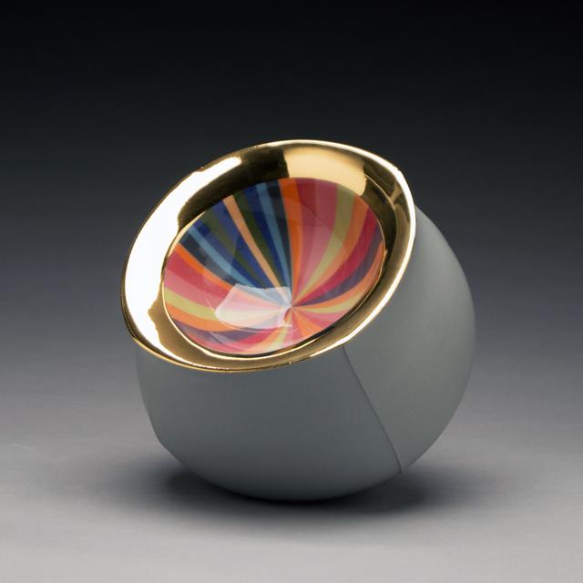 Peter Pincus, 'Grey Bowl', 2019, Duane Reed Gallery