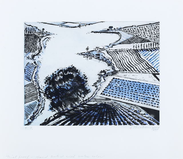, 'River and Farms,' 2002-2007, Lyndsey Ingram