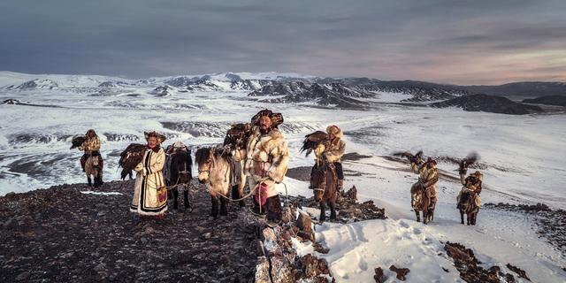 , 'XXX 60, Kazakh, Altai mountains, Bayan-Ӧlgii province, Mongolia,' 2017, Atlas Gallery