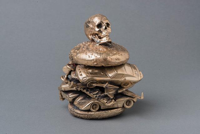 , 'Skull Burger,' 2015, Andipa Gallery