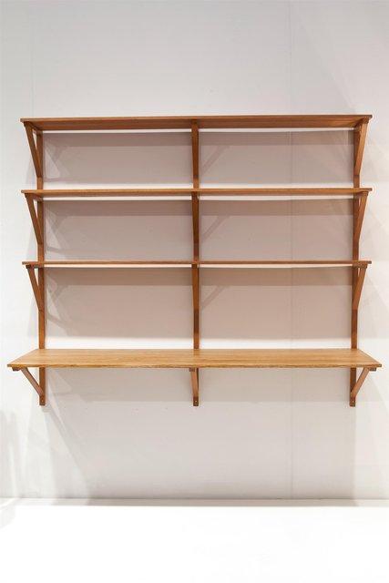 , 'Bookshelf/desk,' 1956, Modernity