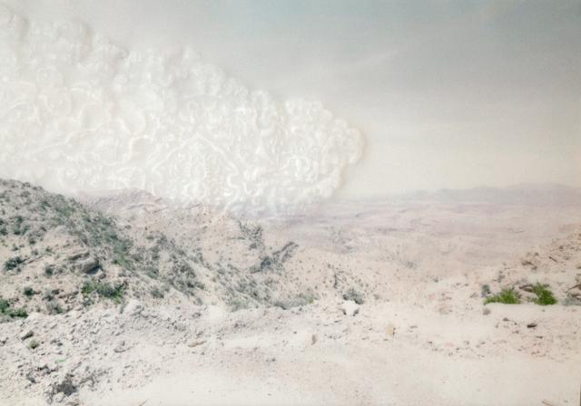, 'Du ciel et du souffle II,' 2016, Baró Galeria