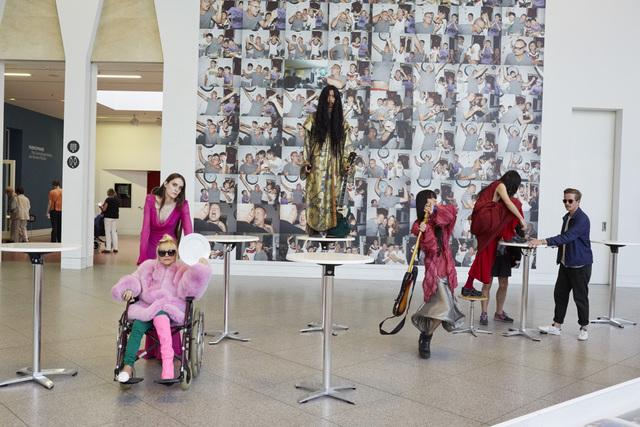, 'Installation view/Bo Ningen, No 62,' 2016, Suzanne Tarasieve
