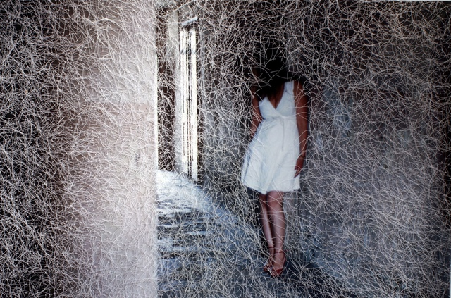 , 'Stitch,' 2010, Winston Wächter Fine Art