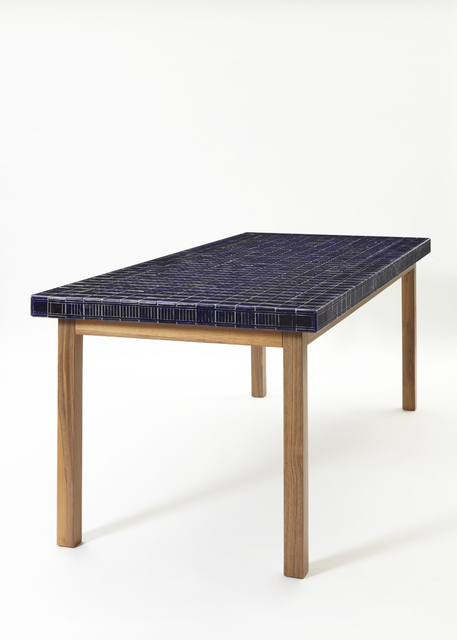 , 'Prototype 'Processus' dining table,' 2014, Sebastian + Barquet