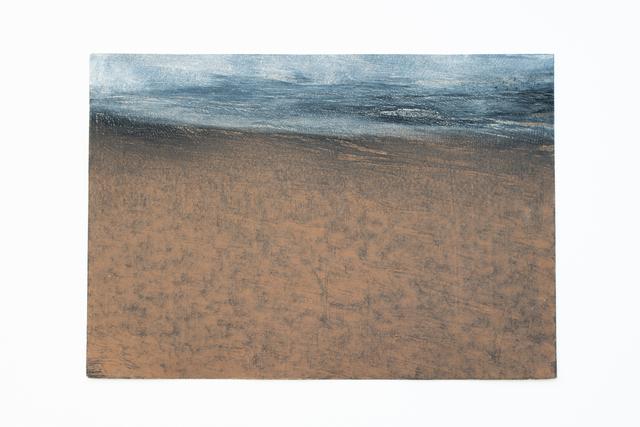 , 'undertow, 9,' 2017, Ground Floor Gallery