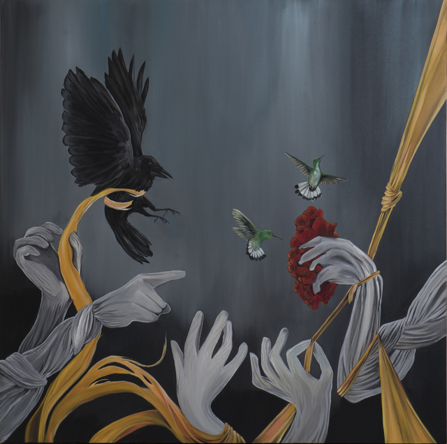 , 'Subversive Dream/ حلم الفتنة ,' 2017, al markhiya gallery