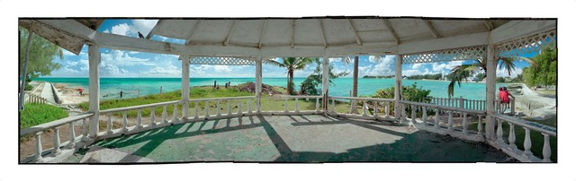 , 'Gazebo at the Point, Eastern Boulevard, Nassau, The Bahamas ,' 2015, CHOI&LAGER