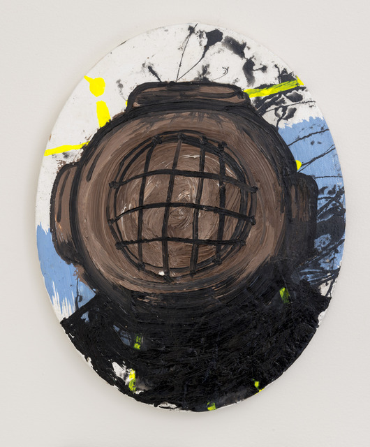 , 'In Park (the Buddha),' 2012, c.nichols project
