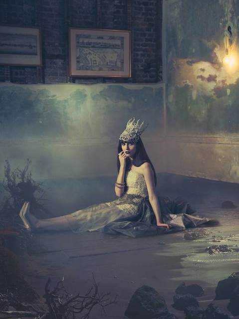 Miss Aniela, 'Victory Voyage', The Directed Art Modern