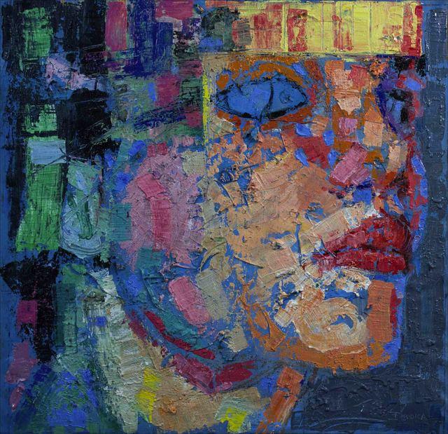 , 'Faciem VI,' 2014, Bill Lowe Gallery