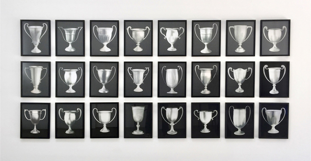 , '24 Trophy Variations,' 2018, Quint Gallery