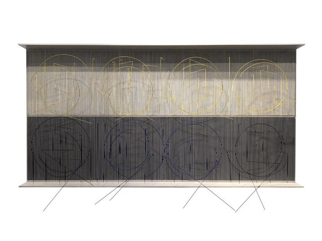 , 'Escritura Panamá,' 1996, RGR+ART