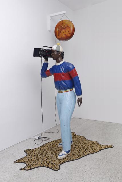 , 'Disco Boy,' 1985, Semiose
