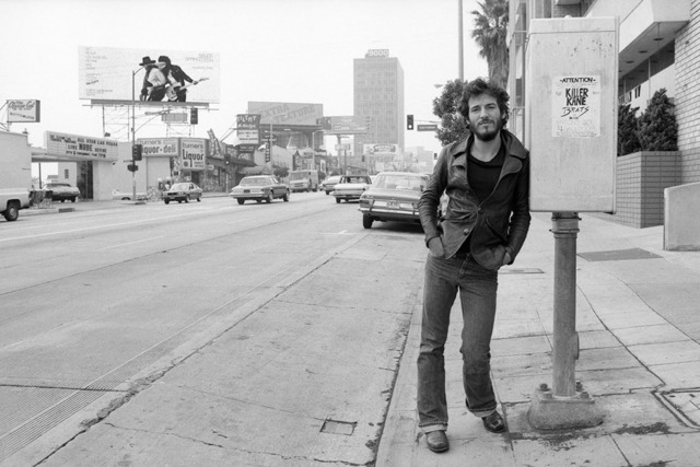 Terry O'Neill, 'Bruce Springsteen Sunset Strip, Los Angeles', 1975, Gallery 270